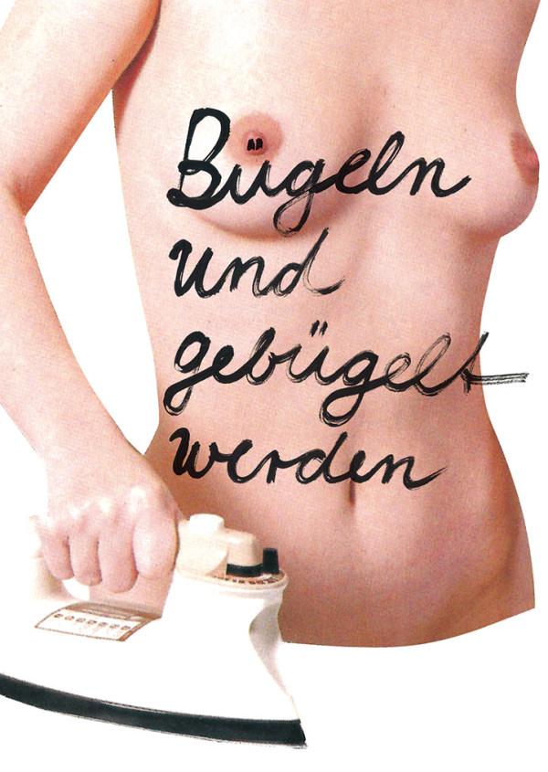 Bügeln und gebügelt werden - Simone Karl - Deutschland